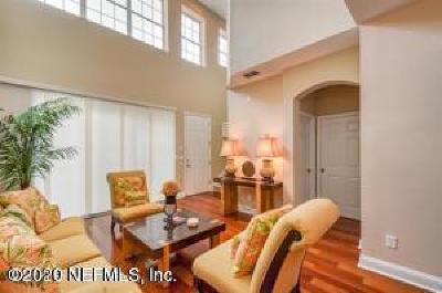 St Augustine Townhouse For Sale: 493 Hedgewood Dr