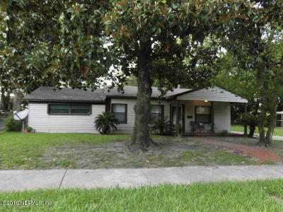 Jacksonville Single Family Home For Sale: 2541 Beaverbrook Pl