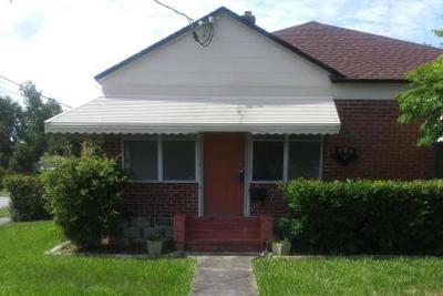 Jacksonville Single Family Home For Sale: 362 E 46th St