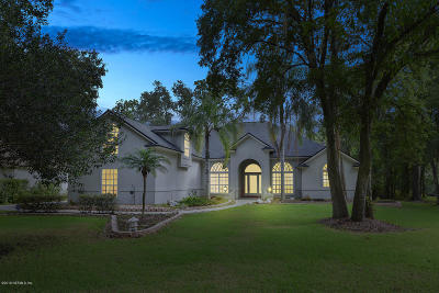 Clay County Single Family Home For Sale: 2271 Salt Myrtle Ln