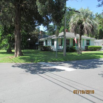 Jacksonville Single Family Home For Sale: 3206 Sunnybrook Ave S