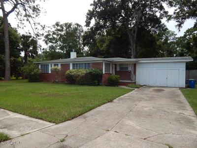St. Johns County, Flagler County, Clay County, Duval County, Nassau County Single Family Home For Sale: 1118 Mayer Dr