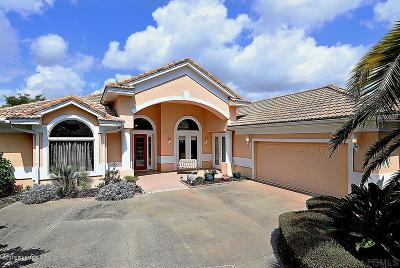 St. Johns County, Flagler County, Clay County, Duval County, Nassau County Single Family Home For Sale: 18 Oak View Cir E