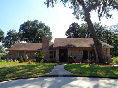 Single Family Home For Sale: 4848 Charles Bennett Dr