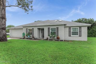 Single Family Home For Sale: 10830 Crosstie Rd E