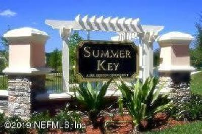 St. Johns County, Flagler County, Clay County, Duval County, Nassau County Condo For Sale: 8210 Green Parrot Rd #106