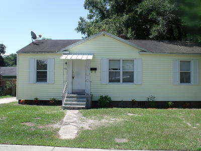 St. Johns County, Clay County, Putnam County, Duval County Rental For Rent: 1118 Bunker Hill Blvd