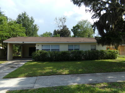 St. Johns County, Clay County, Putnam County, Duval County Rental For Rent: 2514 Leonid Rd