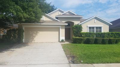 St. Johns County, Clay County, Putnam County, Duval County Rental For Rent: 1000 Otter Creek Dr