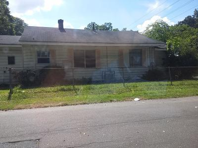 Single Family Home For Sale: 1400 W 26th St