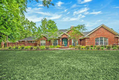 Single Family Home For Sale: 1397 Roberts Rd