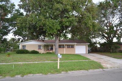Neptune Beach Single Family Home For Sale: 424 Oceanwood Dr