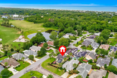 Atlantic Beach Single Family Home For Sale: 1356 Linkside Dr