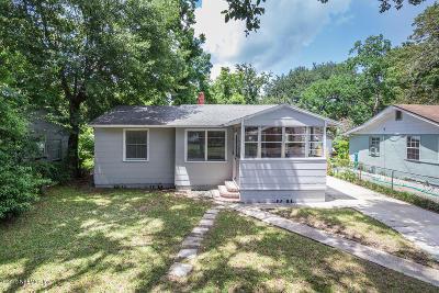 Murray Hill Single Family Home For Sale: 3313 Myra St