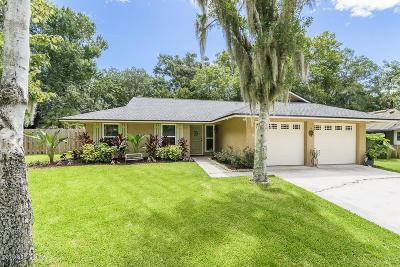 Ponte Vedra Beach Single Family Home For Sale: 571 Cockle Ct