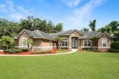 Jacksonville Single Family Home For Sale: 305 Summerset Dr