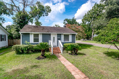 Murray Hill Single Family Home Contingent Take Backup: 4554 Kingsbury St
