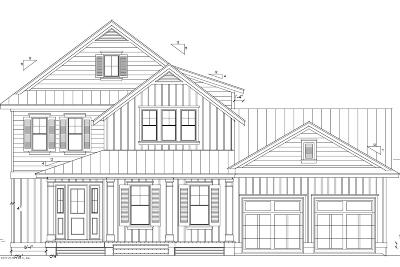 St Augustine Single Family Home For Sale: 420 Ridgeway Rd #LOT 31