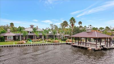 Ponte Vedra Beach FL Single Family Home For Sale: $5,500,000