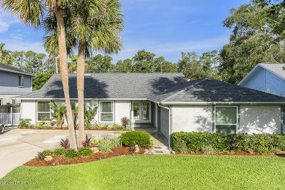 Jacksonville Single Family Home For Sale: 4116 Cordgrass Inlet Dr