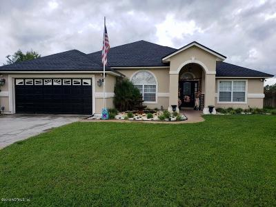 Bryceville FL Single Family Home For Sale: $239,000