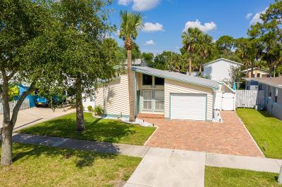 Atlantic Beach Single Family Home For Sale: 196 Seminole Rd