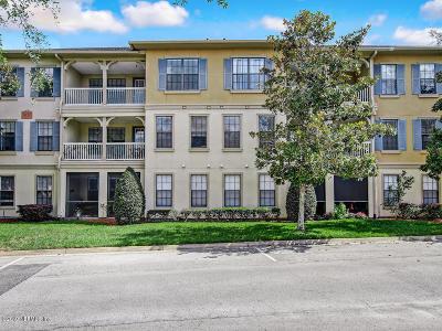 Jacksonville Condo For Sale: 12700 Bartram Park Blvd #1124