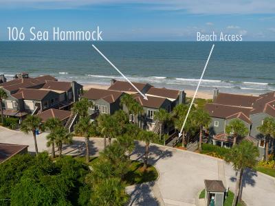 Ponte Vedra Beach Condo For Sale: 106 Sea Hammock Way