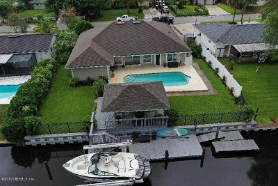 Jacksonville Single Family Home For Sale: 4184 Coquina Dr