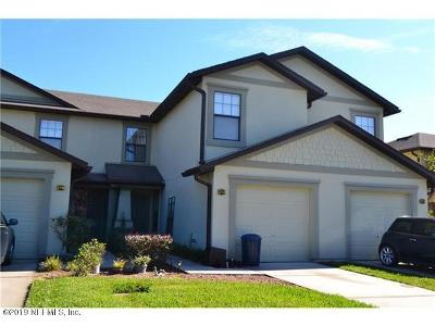 St. Johns County Townhouse For Sale: 272 Syrah Way