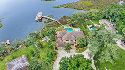 Jacksonville FL Single Family Home For Sale: $1,200,000