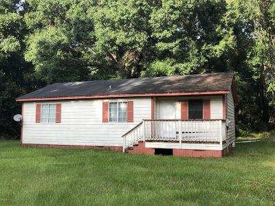 Lawtey Single Family Home For Sale: 20915 NE 20th Ave
