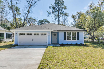 Murray Hill Single Family Home For Sale: 4849 Headley Ter