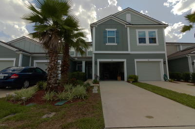 St. Johns County Townhouse For Sale: 146 Servia Dr