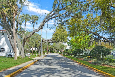 St Augustine Condo For Sale: 157 Marine St #105