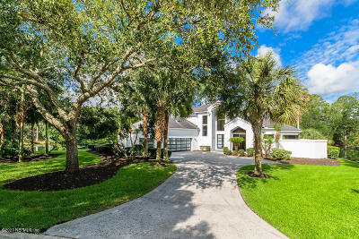Ponte Vedra Beach FL Single Family Home For Sale: $1,500,000