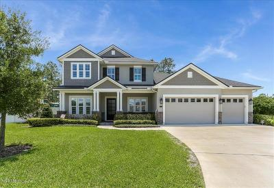 St Johns Single Family Home For Sale: 631 Oxford Estates Way