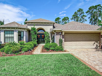 Ponte Vedra Single Family Home For Sale: 460 River Run Blvd