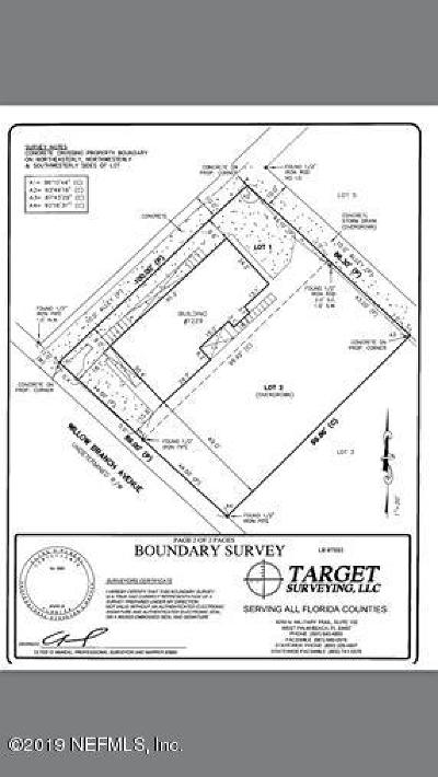 Residential Lots & Land For Sale: Willow Branch Ave