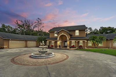 Orange Park, Fleming Island Single Family Home For Sale: 4929 Lakeshore Dr