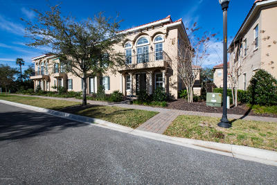 Jacksonville Townhouse For Sale: 780 Providence Island Ct
