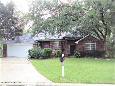 Jacksonville, St Johns Single Family Home For Sale: 229 Clover Ct