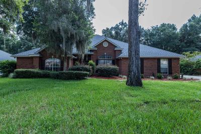 Jacksonville Single Family Home Contingent Take Backup: 12777 Edenbridge Ct