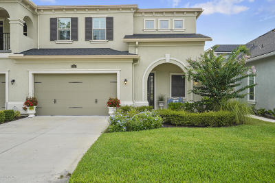 Ponte Vedra Townhouse For Sale: 514 Wingstone Dr