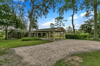 Jacksonville FL Single Family Home For Sale: $851,000
