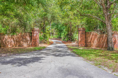 Residential Lots & Land For Sale: 7775 James Island Trl