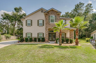 Green Cove Springs Single Family Home For Sale: 3571 Crescent Point Ct