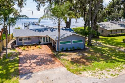 Fleming Island Single Family Home For Sale: 7654 River Ave