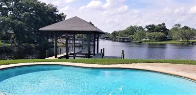 Jacksonville Single Family Home For Sale: 5112 Pebble Isle Dr