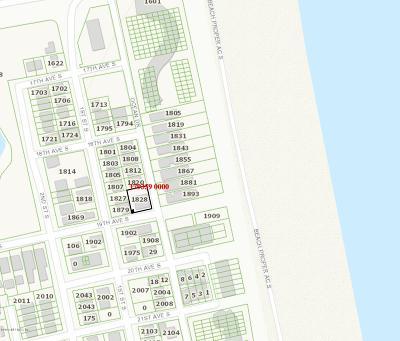 Single Family Home For Sale: 1828 Ocean Dr S